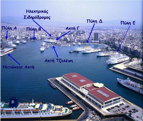 Port of Piraeus - Wikipedia